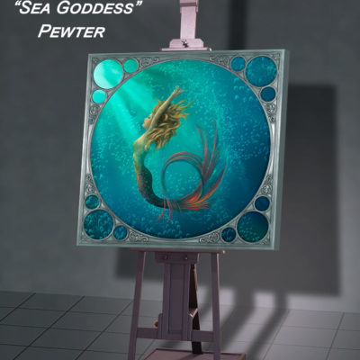 Sea Goddess Pewter